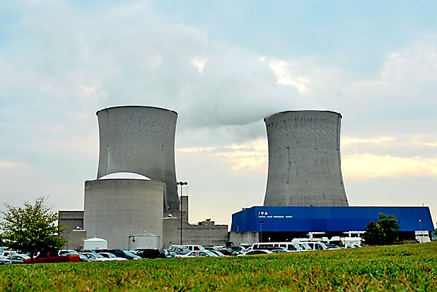 The Watts Bar Nuclear Plant is gearing up for construction of a second reactor at the Tennessee Valley Authority power plant where construction began in 1973.