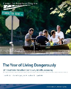 "Read the report ""The Year of Living Dangerously."""