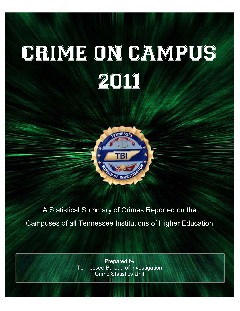 Crime on Campus 2011 report