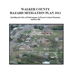 Walker County Hazard Mitigation Plan
