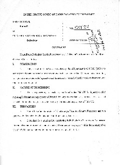 Paul Page lawsuit