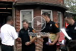 Video: Firefighters meet man whose life they saved