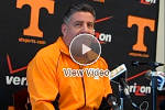 Video: UT tests its bench strength