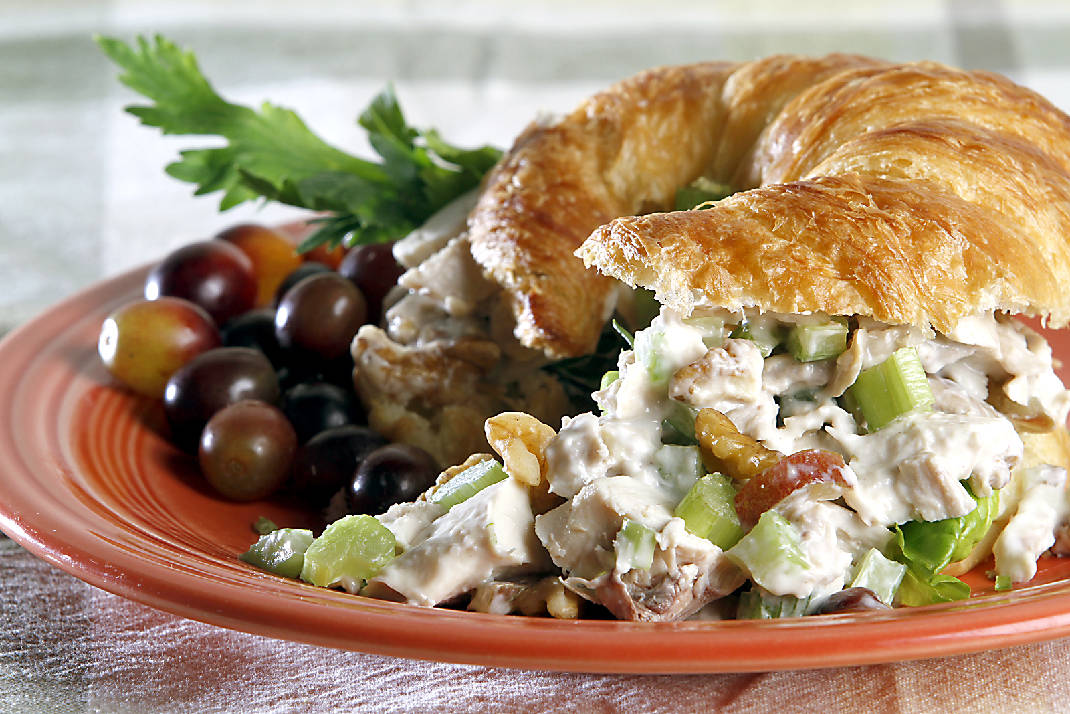 Multiple Add Ins Make Chicken Salad A Crowd Pleaser Times Free Press