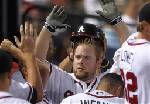 Wagner gets 400th save in Braves 3-1 win