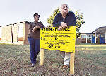 Owner seeks new future for site of former Franklin Middle School