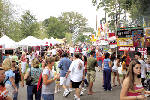 Tourism boosted by fall festivals