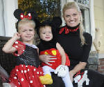 Top lists of most-popular Halloween costumes