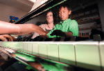 8-year-old Ethan Farnam The Piano Man (to be)