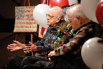 Iwo Jima veterans share stories with students