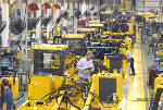 Manufacturing jobs shrink while health care grows