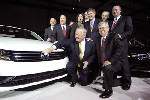 Passat shows off in Chattanooga