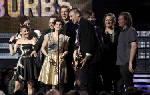 Arcade Fire, Lady Antebellum win big at the Grammys