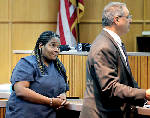 Family tension from recent death boils over in courtroom