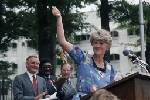 First female VP candidate Ferraro dies at 75