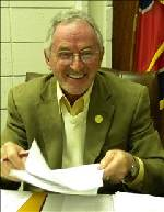 Howard Thompson resigns from Bradley County Commission
