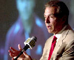 Saban says intense rivalry should not be personal