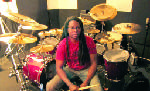 Grammy-winning drummer returns for percussion performance