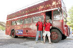 Bus tour owner must leave new business for deployment
