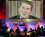 Republican presidential candidates debate economy and jobs
