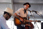 Justin Townes Earle looks back at year of recovery