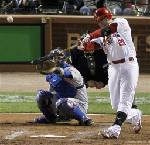 Cardinals win World Series, beat Texas 6-2 in Game 7