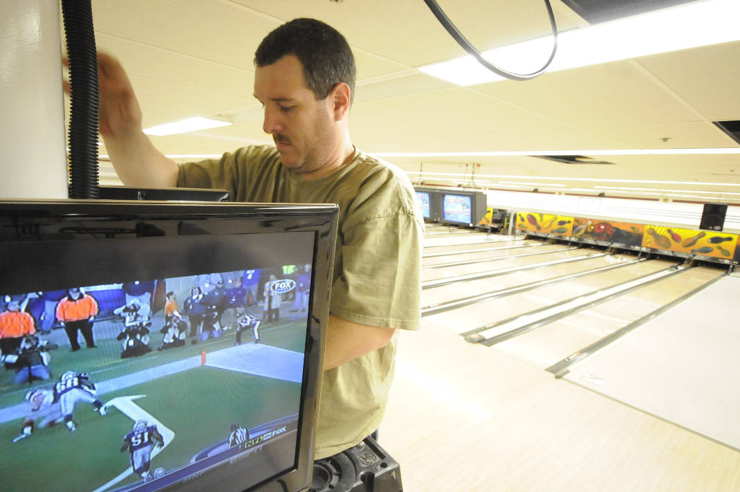 Leisure Time Bowling Opens Site In Cleveland Times Free Press
