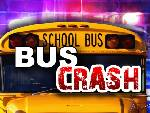 Chattanooga school bus accident sends two students to hospital
