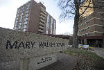 Residents of Chattanooga's Mary Walker Towers celebrate $4.7 million renovation