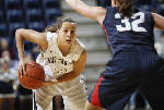 Lady Mocs' solid guard play gives coach Wes Moore lots of options