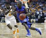 Tennessee Vols shock Florida Gators, 67-56