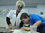 Class turns Ringgold Elementary School students into detectives