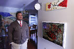 Alton Park collector fills home and yard with works that 'bring a good thought'