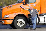 Chattanooga truck driver for Holland trucking company congratulated