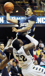 Mocs' misery ends with GSU's rally in SoCon tournament