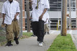 Sponsor of 'pull up your pants' bill says it's about decency, not skin color
