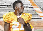Vols star receiver Da'Rick Rogers absent for UT