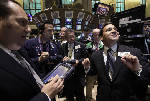 For stocks, a stable and impressive climb in 2012