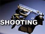 One shot in Orchard Knob in Chattanooga