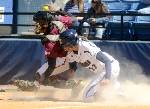 Lady Mocs sweep but make it tough