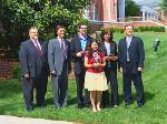 WRCB: Lee University student honored for volunteering after the storm