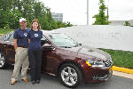 Chattanooga-made VW Passat sets mileage record