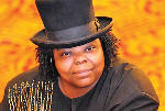 Q&A with blues/gospel vocalist Alexis P. Suter