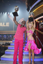 Football star Donald Driver is new 'Dancing' champ