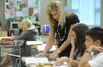 Tennessee test scores show gains