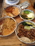 Take Out: Mexican food with flavor