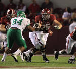 Barrett Jones' shift central for Tide's offense