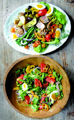 Salad Nicoise a classic any way it's made