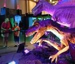 Dinosaurs in Chattanooga (with video)