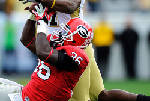 Williams says UGA DBs not secondary
